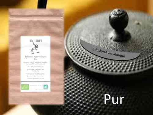 Infusion Ayurvédique Pur Bio 100g