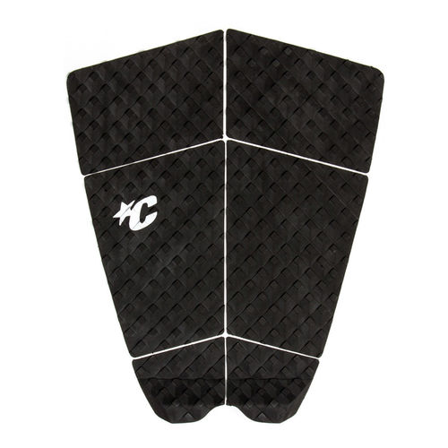 CREATURES TAIL PAD LONGBOARD BLACK