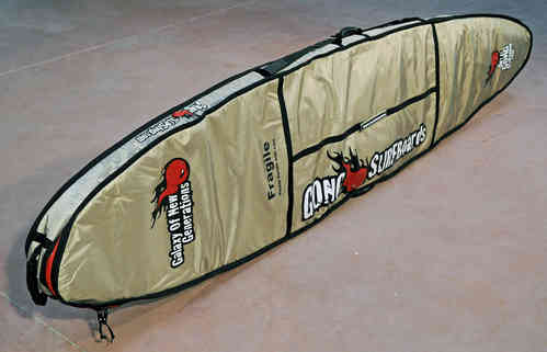 "GONG SURFBAG PROLUX 9'7""x25"""