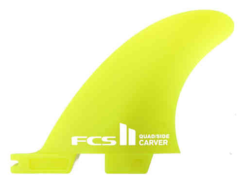 FCS II CARVER NEO GLASS SMALL SIDE FINS