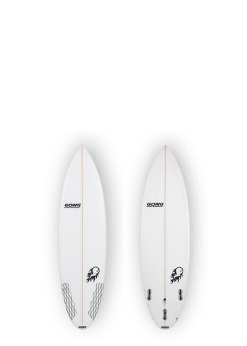 GONG SURF 6'3 LETHAL PU