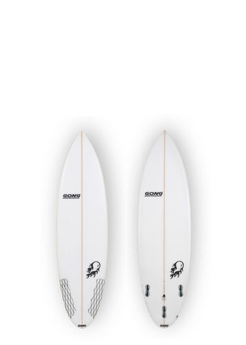 GONG SURF 6'8 LETHAL PU