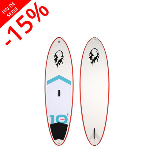 GONG SUP INFLATABLE 10'0 CHIP