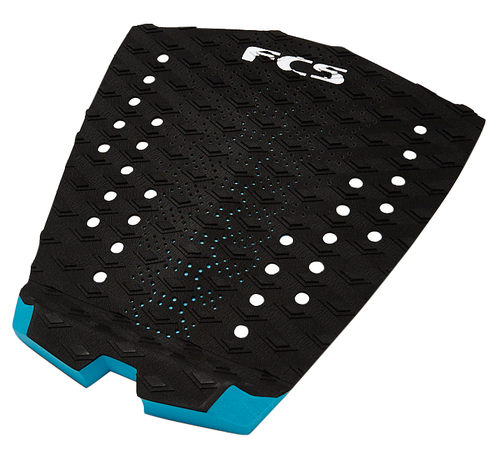 FCS TAIL PAD T-1 BLACK TEAL