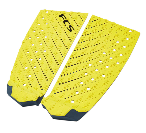 FCS TAIL PAD T-2 TAXI CAB YELLOW SLATE