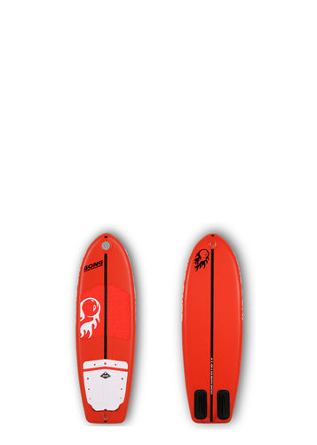 GONG SURF INFLATABLE 5'0 COUINE MARIE