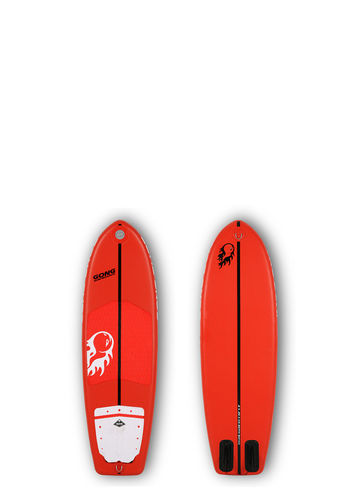 GONG SURF INFLATABLE 6'0 COUINE MARIE