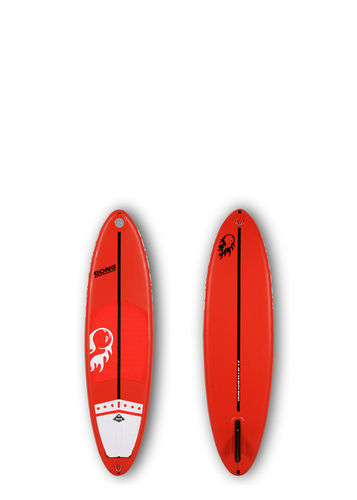 GONG SURF INFLATABLE 6'3 COUINE MARIE