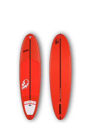 GONG SURF INFLATABLE 8'0 COUINE MARIE