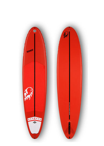 GONG SURF INFLATABLE 9'0 COUINE MARIE