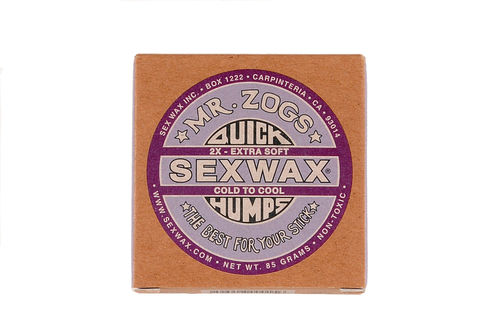 SEX WAX MR ZOGS COLD TO COOL