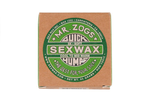 SEX WAX MR ZOGS COOL TO MID WARM