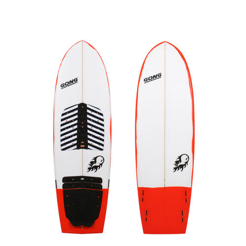GONG KITEBOARD 5'6 MATATA PU KITE ORANGE TAIL + RAILS