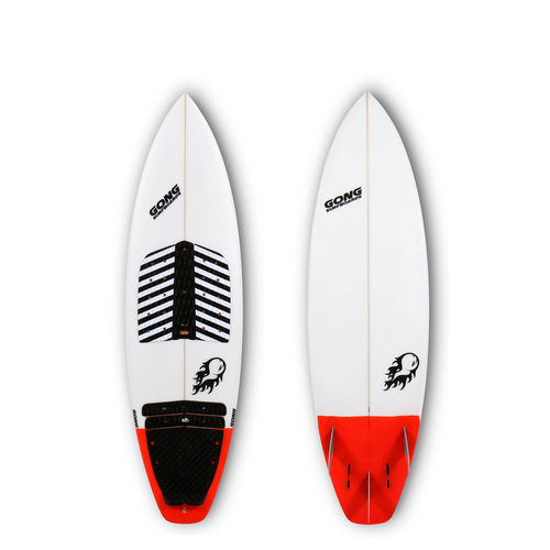 GONG KITEBOARD 5'6 ALU PU KITE ORANGE