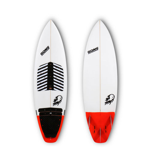 GONG KITEBOARD 5'9 ALU PU KITE ORANGE