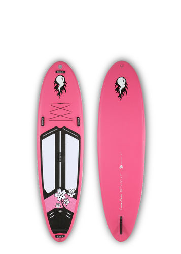 GONG SUP INFLATABLE 10' COUINE MARIE PINK