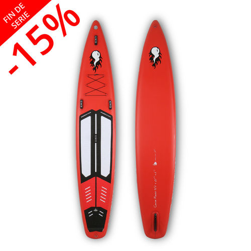 GONG SUP INFLATABLE 12'6 COUINE MARIE RACE L