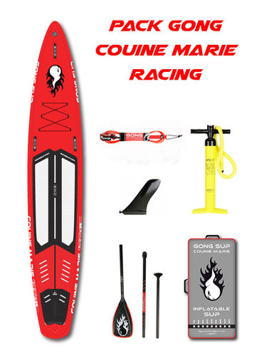 PACK GONG COUINE MARIE RACING