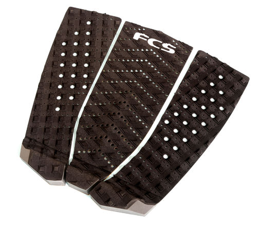 FCS TAIL PAD T-3W BLACK CHARCOAL