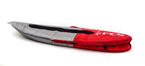 "FCS DUAL ALL PURPOSE 6'3"" RED MOOD"