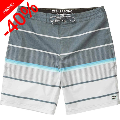 BILLABONG BOARDSHORT SPINNER LT - GRIS