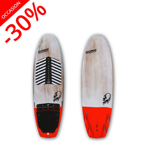 GONG KITEBOARD 5'0 CATCH CORKARBON KITE OCCASION
