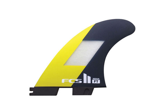 FCS II FT PC MEDIUM TRI FIN SET