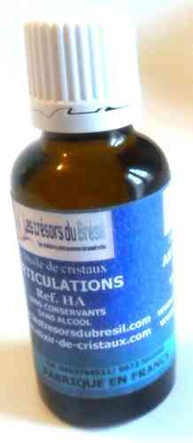 Huile articulations 30ml