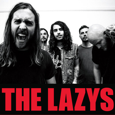 THE LAZYS -THE LAZYS
