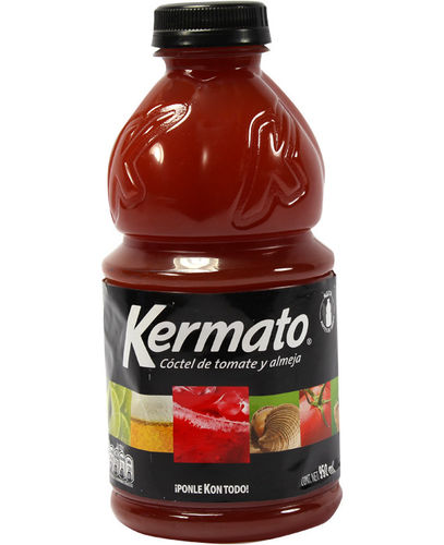Kermato cocktail de tomate et palourdes