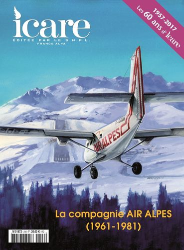 ICARE N°240, LA COMPAGNIE AIR ALPES (1961-1981)