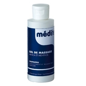 Gel de Massage à l'Arnica