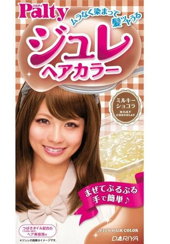 PALTY Jelly Hair Color- Milky Chocolate